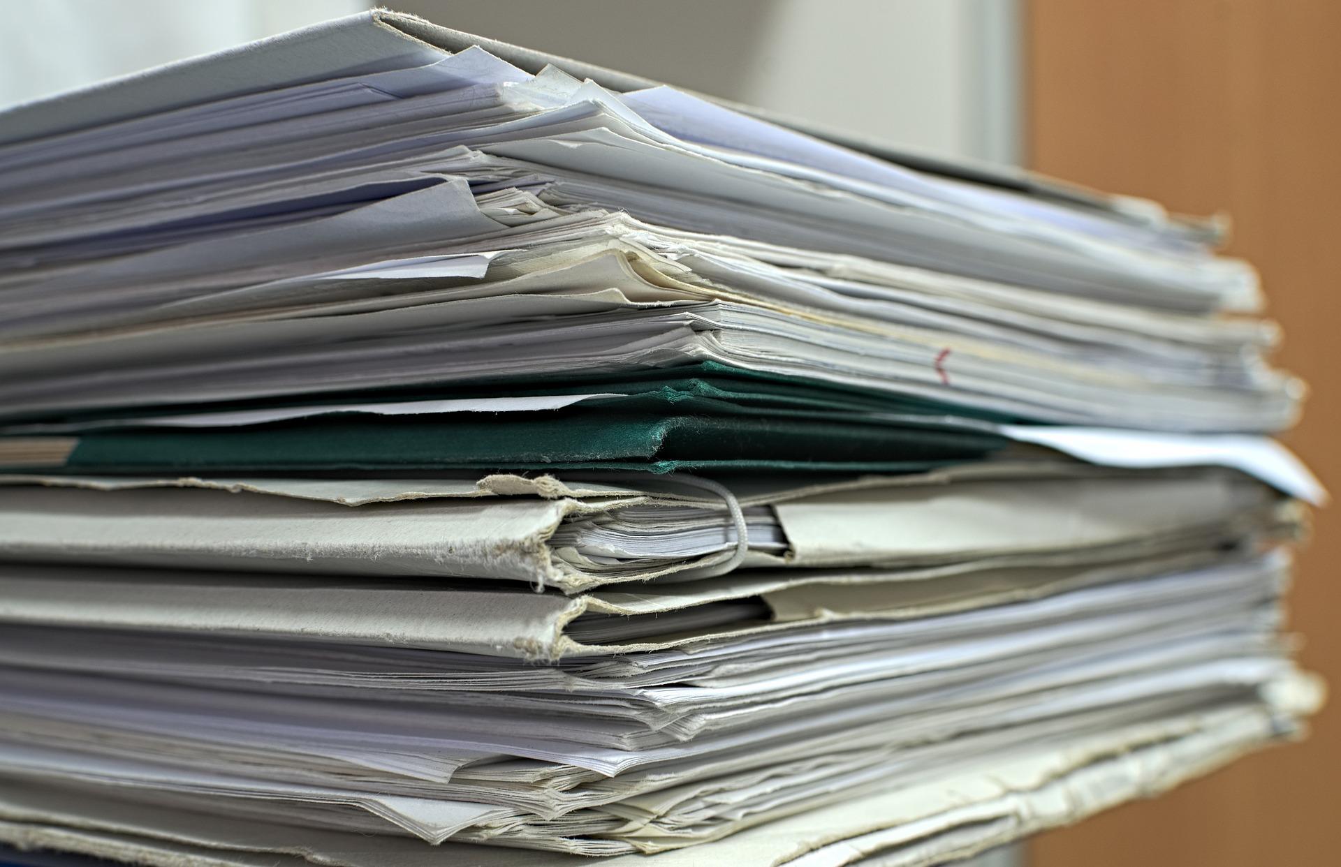 Les documents obligatoires lors de la vente d'une voiture d'occasion