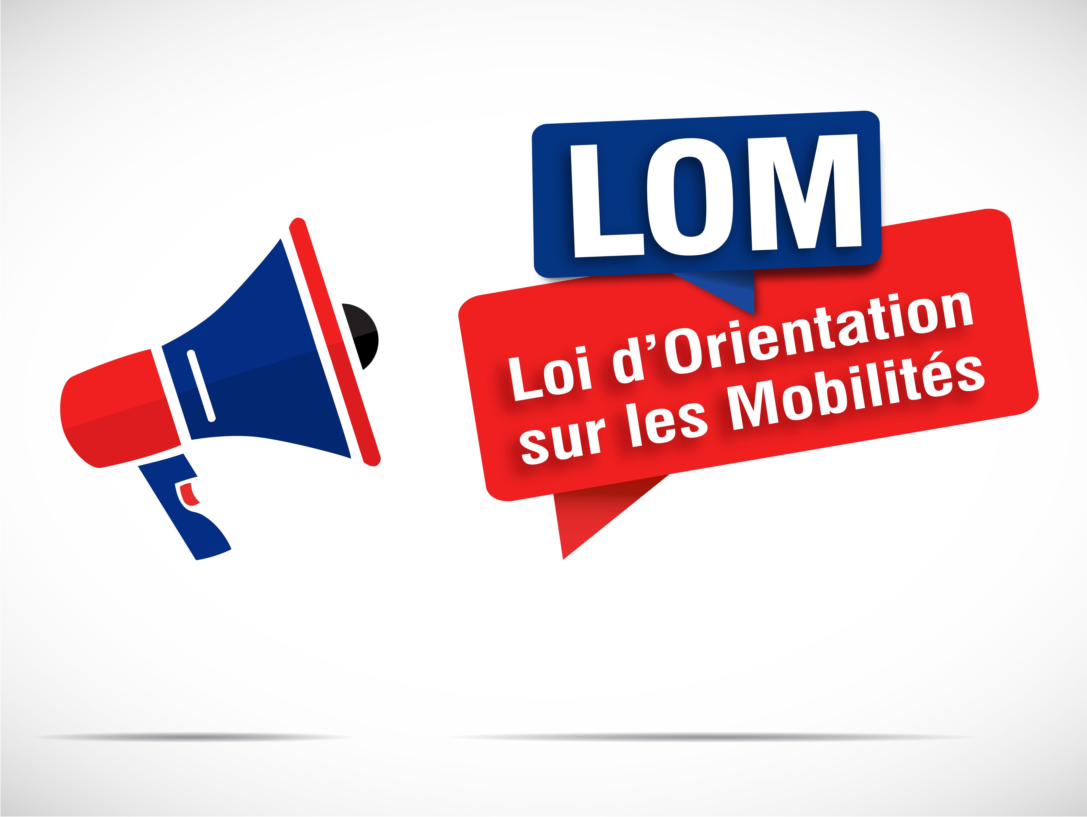 Tout savoir sur la loi d'orientation des mobilités (LOM)