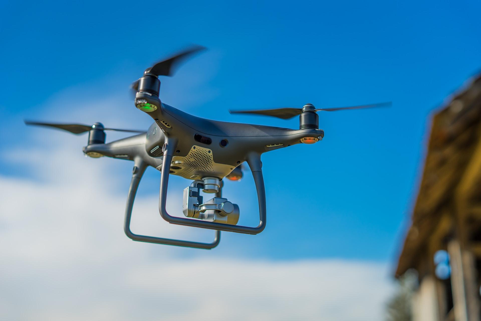 Image de l'article : Aux USA, l'immatriculation des drones est désormais obligatoire