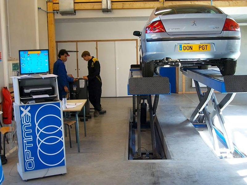Image de l'article : Le contrôle technique : obligatoire pour vendre une voiture ?
