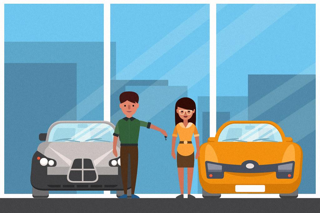Carte grise d'une voiture en leasing : qui s'en charge ?